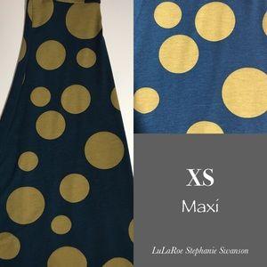 XS maxi skirt LuLaRoe NWT